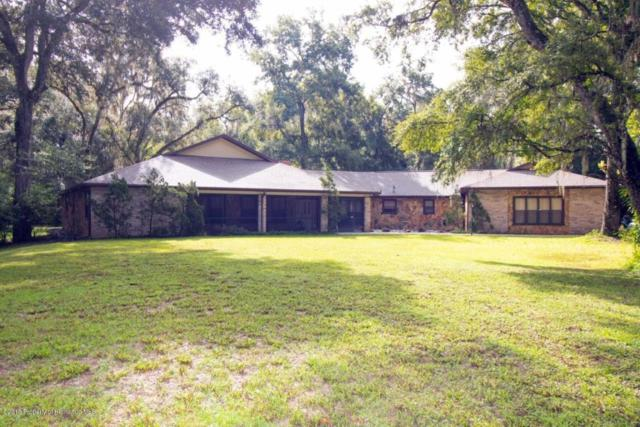 11130 Lu Wista Road, Brooksville, FL 34601 (MLS #2195224) :: The Hardy Team - RE/MAX Marketing Specialists
