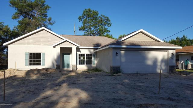 10031 Gifford Drive, Spring Hill, FL 34608 (MLS #2195610) :: The Hardy Team - RE/MAX Marketing Specialists
