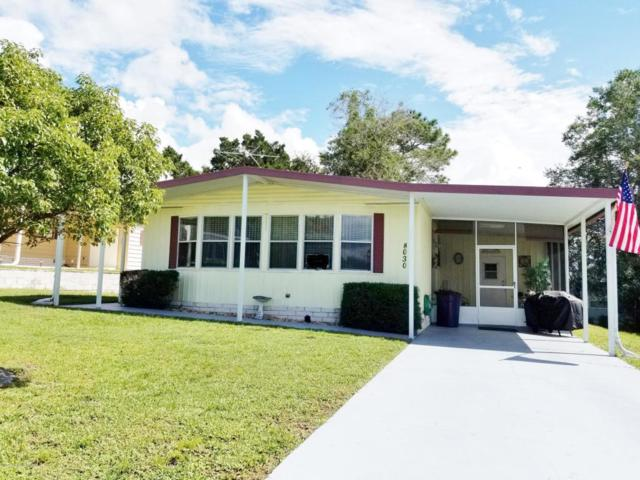 8030 Cedar Cove Avenue, Brooksville, FL 34613 (MLS #2195789) :: The Hardy Team - RE/MAX Marketing Specialists