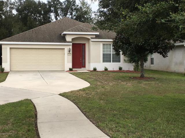 1130 Purple Flower Court, Brooksville, FL 34604 (MLS #2196724) :: The Hardy Team - RE/MAX Marketing Specialists
