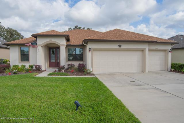 680 Challice Drive, Spring Hill, FL 34609 (MLS #2197285) :: The Hardy Team - RE/MAX Marketing Specialists