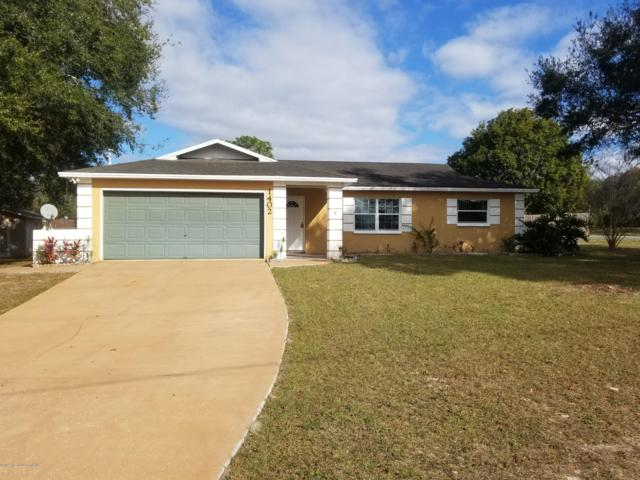 1402 Bishop Road, Spring Hill, FL 34608 (MLS #2198056) :: The Hardy Team - RE/MAX Marketing Specialists