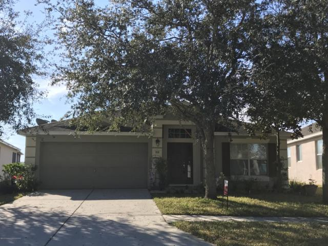 609 Nodding Shade Drive, Brooksville, FL 34604 (MLS #2198226) :: The Hardy Team - RE/MAX Marketing Specialists