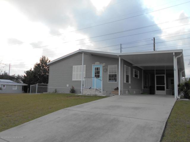 14242 Brookridge Boulevard, Brooksville, FL 34613 (MLS #2198520) :: The Hardy Team - RE/MAX Marketing Specialists