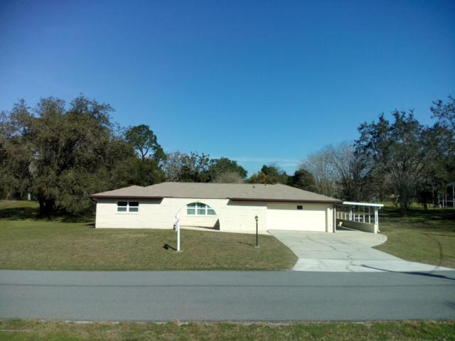 12333 Glen Haven Street, Spring Hill, FL 34609 (MLS #2198800) :: The Hardy Team - RE/MAX Marketing Specialists