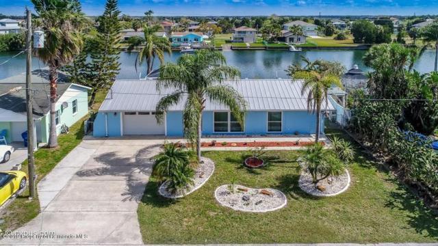 3380 Oleander Drive, Hernando Beach, FL 34607 (MLS #2199008) :: The Hardy Team - RE/MAX Marketing Specialists