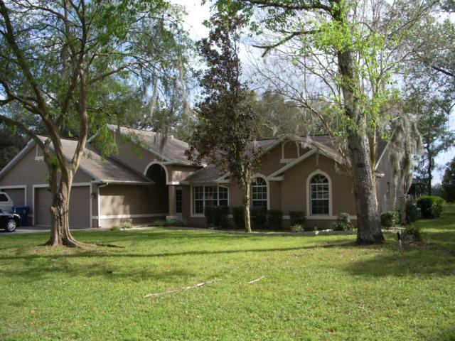 12294 Genter Drive, Spring Hill, FL 34609 (MLS #2199265) :: The Hardy Team - RE/MAX Marketing Specialists