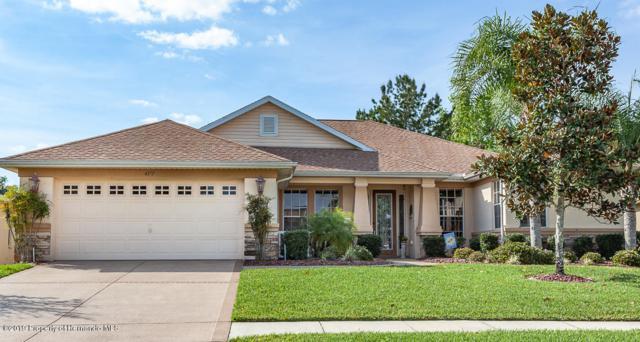 4373 Gevalia Drive, Brooksville, FL 34604 (MLS #2199479) :: The Hardy Team - RE/MAX Marketing Specialists