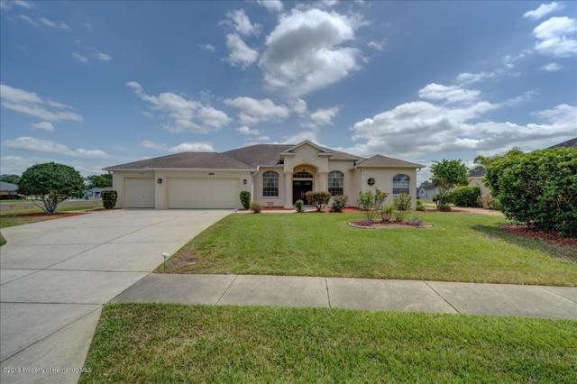 3456 Sweetgrass Court, Spring Hill, FL 34609 (MLS #2199860) :: The Hardy Team - RE/MAX Marketing Specialists