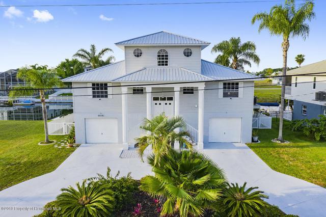 3519 Jew Fish Drive, Hernando Beach, FL 34607 (MLS #2199961) :: The Hardy Team - RE/MAX Marketing Specialists