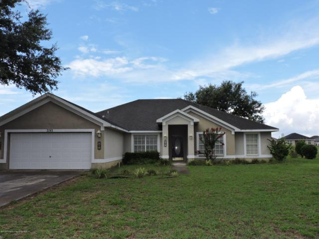 7193 Periwinkle Court, Brooksville, FL 34602 (MLS #2201919) :: Premier Home Experts