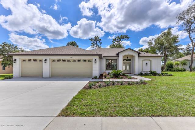 5364 Championship Cup Lane, Brooksville, FL 34609 (MLS #2203057) :: The Hardy Team - RE/MAX Marketing Specialists