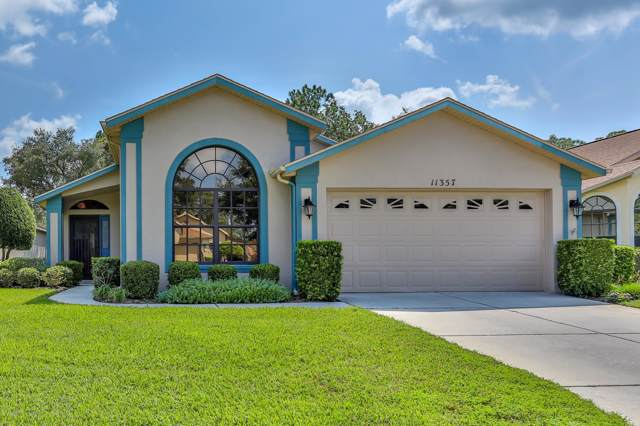 11357 Deercroft Court, Spring Hill, FL 34609 (MLS #2203911) :: The Hardy Team - RE/MAX Marketing Specialists