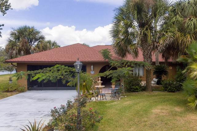 1105 Eden Circle, Spring Hill, FL 34606 (MLS #2204044) :: The Hardy Team - RE/MAX Marketing Specialists