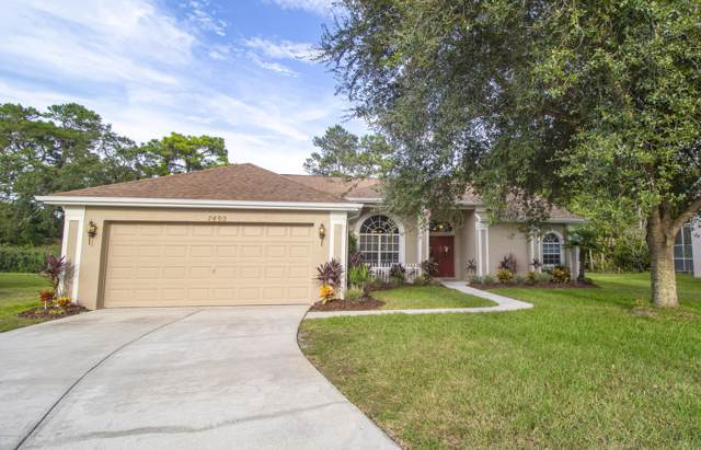 7492 Aloe Drive, Spring Hill, FL 34607 (MLS #2204050) :: The Hardy Team - RE/MAX Marketing Specialists