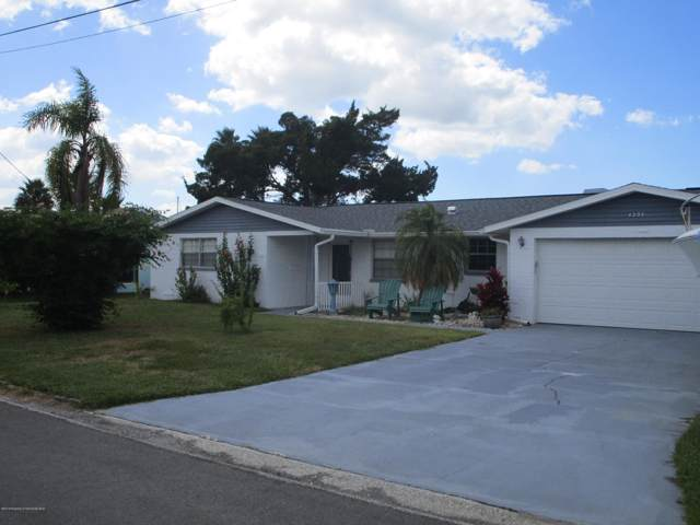 4303 Biscayne Drive, Hernando Beach, FL 34607 (MLS #2204534) :: The Hardy Team - RE/MAX Marketing Specialists