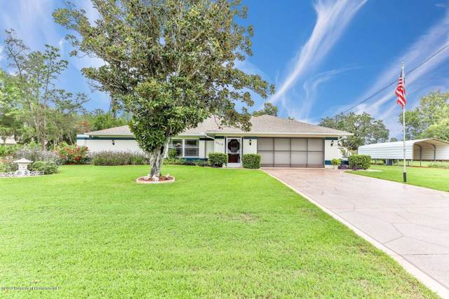 3519 Hartley Road, Spring Hill, FL 34606 (MLS #2204760) :: The Hardy Team - RE/MAX Marketing Specialists