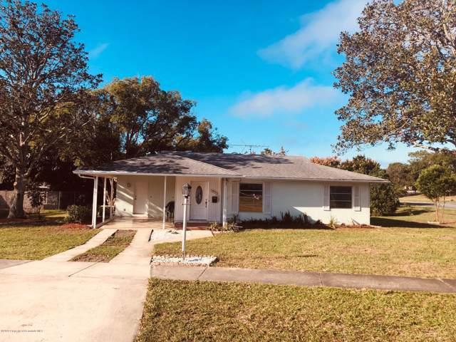 1033 Cobblestone Drive, Spring Hill, FL 34606 (MLS #2205092) :: Premier Home Experts
