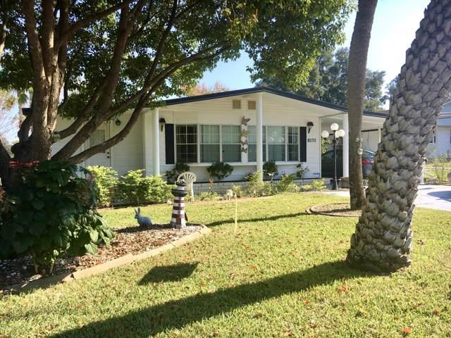 8070 Little Tee Lane, Brooksville, FL 34613 (MLS #2205313) :: The Hardy Team - RE/MAX Marketing Specialists