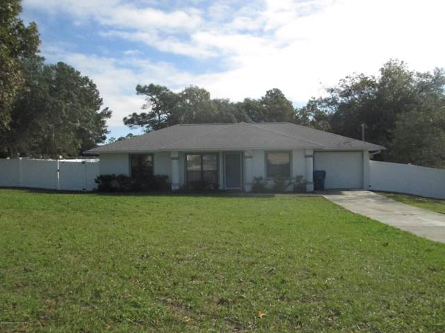 8180 Jasbow Junction, Weeki Wachee, FL 34613 (MLS #2205320) :: The Hardy Team - RE/MAX Marketing Specialists