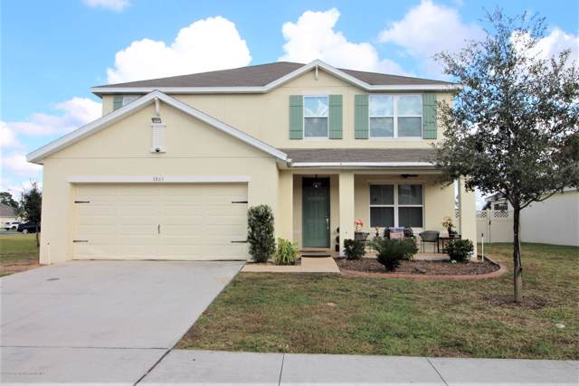 3865 Bramblewood Loop, Spring Hill, FL 34609 (MLS #2205871) :: The Hardy Team - RE/MAX Marketing Specialists