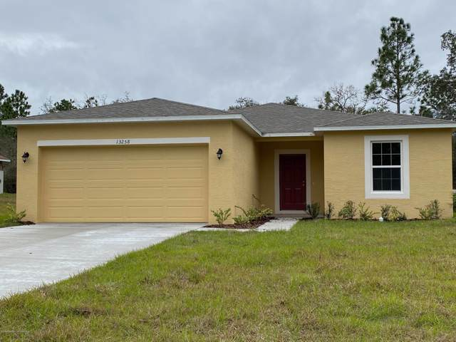 13258 Quigley Avenue, Weeki Wachee, FL 34614 (MLS #2206037) :: 54 Realty