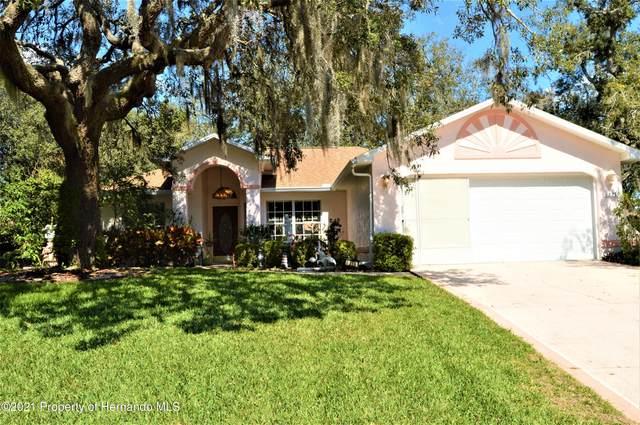 8275 Echo Lane, Spring Hill, FL 34608 (MLS #2215144) :: Premier Home Experts