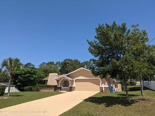 1593 Fayetteville Drive, Spring Hill, FL 34609 (MLS #2216292) :: Premier Home Experts