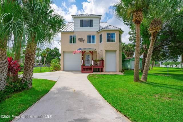 3478 Minnow Creek Drive, Hernando Beach, FL 34607 (MLS #2218553) :: Premier Home Experts