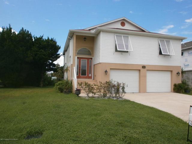 3209 Rose Arbor Drive, Hernando Beach, FL 34607 (MLS #2186081) :: The Hardy Team - RE/MAX Marketing Specialists