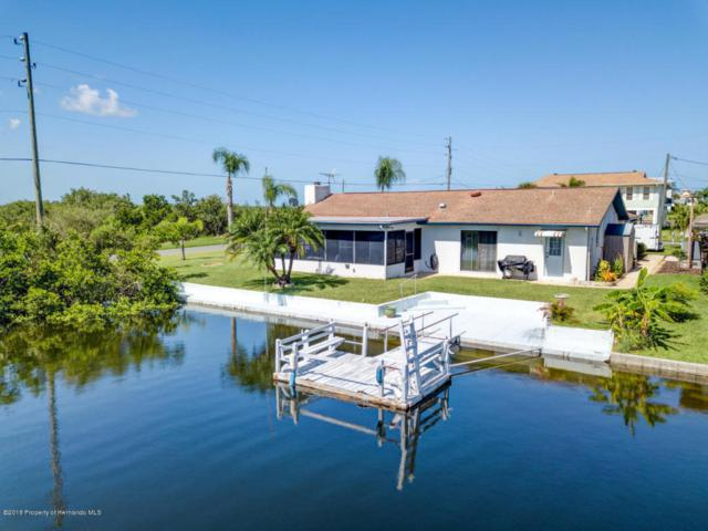 4100 Daisy Drive, Hernando Beach, FL 34607 (MLS #2194611) :: The Hardy Team - RE/MAX Marketing Specialists