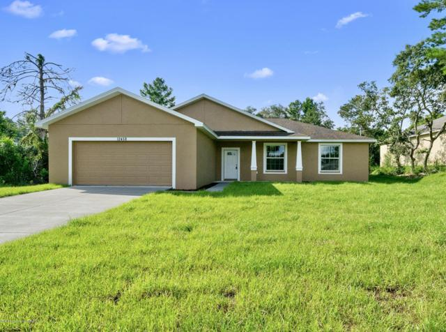 12458 Fish Cove Drive, Spring Hill, FL 34609 (MLS #2202536) :: The Hardy Team - RE/MAX Marketing Specialists