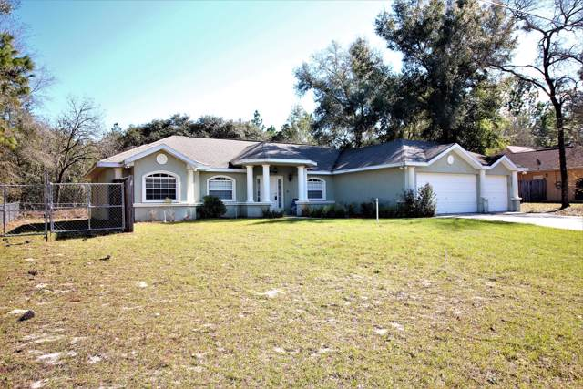 9753 N Mitchelle Drive, Citrus Springs, FL 34434 (MLS #2206775) :: The Hardy Team - RE/MAX Marketing Specialists