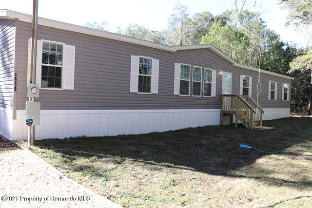 16126 Pointview Road, Brooksville, FL 34601 (MLS #2213832) :: Premier Home Experts