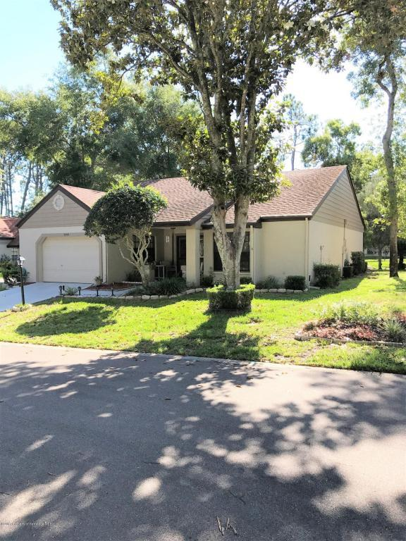 2252 Lytham Court, Spring Hill, FL 34606 (MLS #2184163) :: The Hardy Team - RE/MAX Marketing Specialists