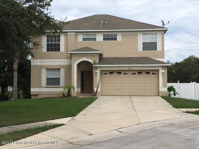 4518 Ayrshire Drive, Spring Hill, FL 34609 (MLS #2184648) :: The Hardy Team - RE/MAX Marketing Specialists