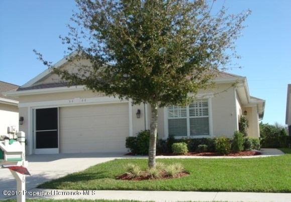 5466 Legend Hills Lane, Brooksville, FL 34609 (MLS #2184660) :: The Hardy Team - RE/MAX Marketing Specialists