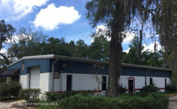 16300 Wiscon Road, Brooksville, FL 34601 (MLS #2185519) :: The Hardy Team - RE/MAX Marketing Specialists
