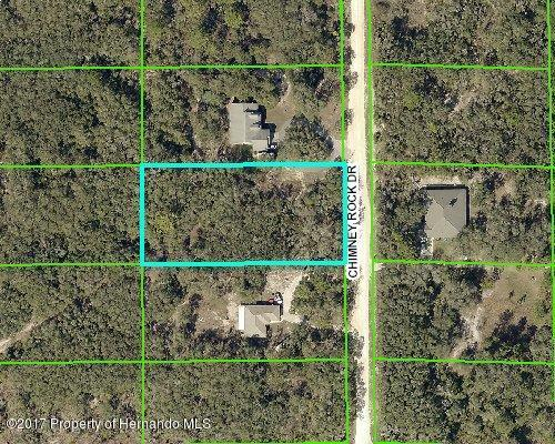 0 Chimney Rock Drive, Webster, FL 33597 (MLS #2185615) :: The Hardy Team - RE/MAX Marketing Specialists