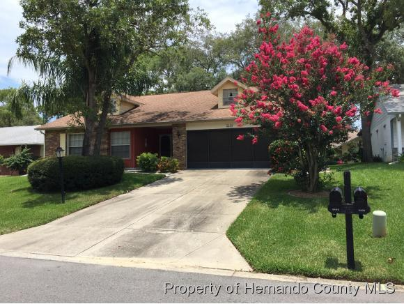 6449 Wedgewood Drive, Spring Hill, FL 34606 (MLS #2186942) :: The Hardy Team - RE/MAX Marketing Specialists