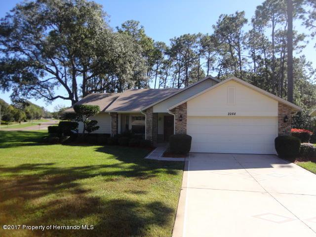 2288 Danwood, Spring Hill, FL 34606 (MLS #2188424) :: The Hardy Team - RE/MAX Marketing Specialists