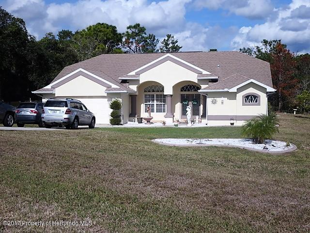 10252 Ridge Top Loop, Weeki Wachee, FL 34613 (MLS #2188588) :: The Hardy Team - RE/MAX Marketing Specialists