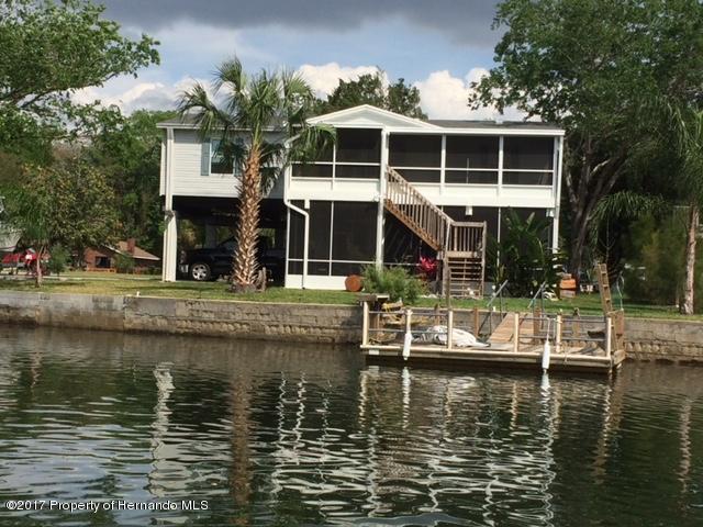 6259 Island Drive, Weeki Wachee, FL 34607 (MLS #2188633) :: The Hardy Team - RE/MAX Marketing Specialists