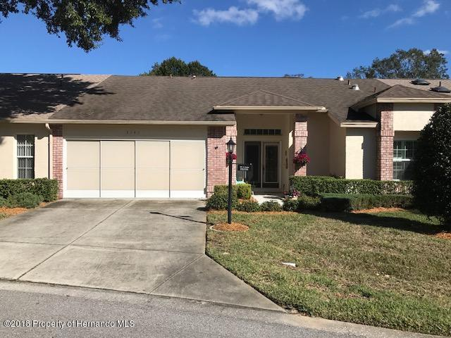 3141 Appleblossom Trail, Spring Hill, FL 34606 (MLS #2189442) :: The Hardy Team - RE/MAX Marketing Specialists