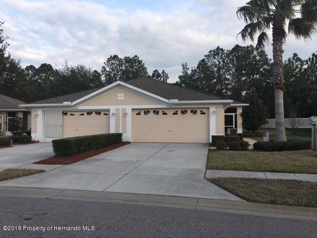 15024 Silversmith Circle, Brooksville, FL 34609 (MLS #2190002) :: The Hardy Team - RE/MAX Marketing Specialists