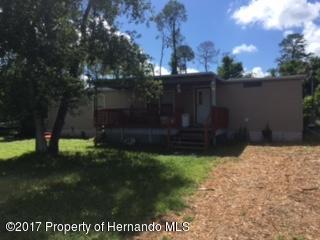 6470 Standish Street, Weeki Wachee, FL 34613 (MLS #2190208) :: The Hardy Team - RE/MAX Marketing Specialists