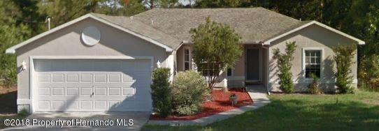 10273 Jordan Street, Spring Hill, FL 34608 (MLS #2190320) :: The Hardy Team - RE/MAX Marketing Specialists