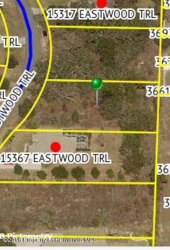 24 Lot Eastwood Trail, Brooksville, FL 34604 (MLS #2190479) :: The Hardy Team - RE/MAX Marketing Specialists