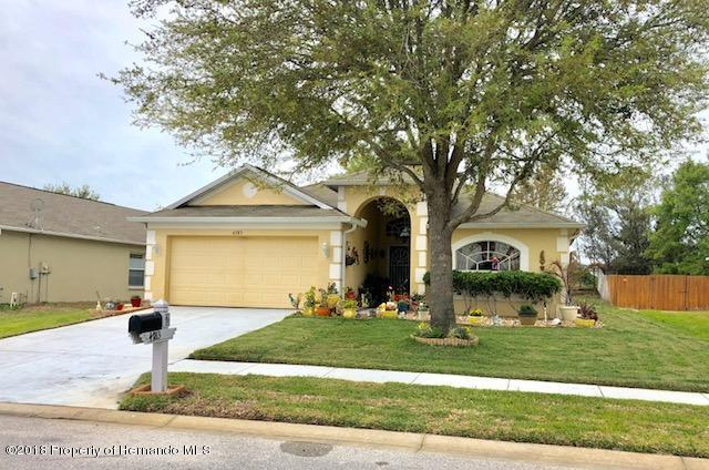 4783 Ayrshire Drive, Spring Hill, FL 34609 (MLS #2190908) :: The Hardy Team - RE/MAX Marketing Specialists