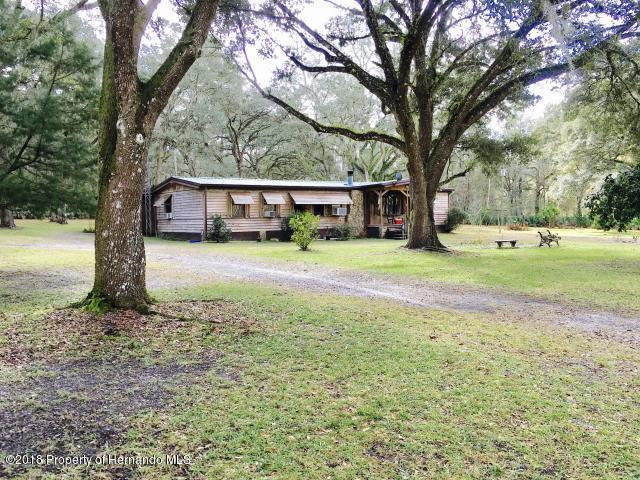 4312 Culbreath Road, Brooksville, FL 34601 (MLS #2191065) :: The Hardy Team - RE/MAX Marketing Specialists